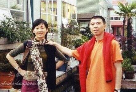 6年爱情长跑 徐帆冯小刚结婚现场照曝光
