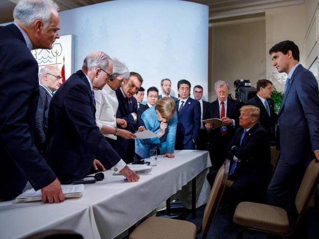 习近平和普京带头批评美国