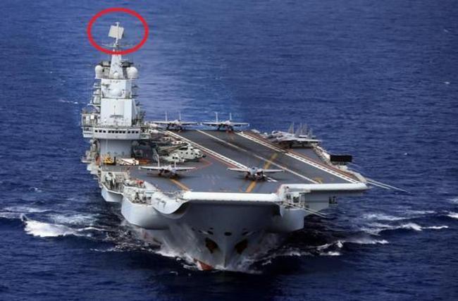 """中国航母进厂大修 可能更换""""大件"""""""