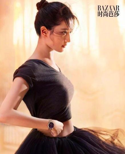 刘亦菲未修图视频引争议 黑天鹅变胖天鹅