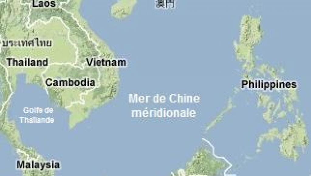 英法战舰将入南海挑衅 专给北京添堵