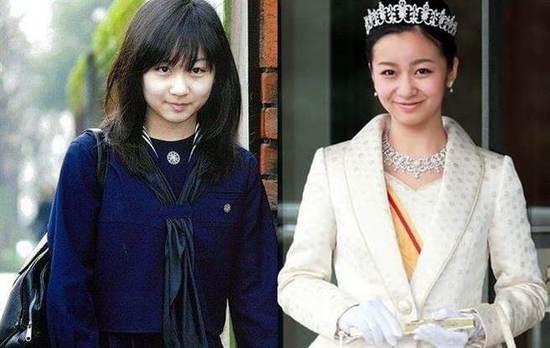 """日本皇室""""最美公主""""英国学成后归国"""