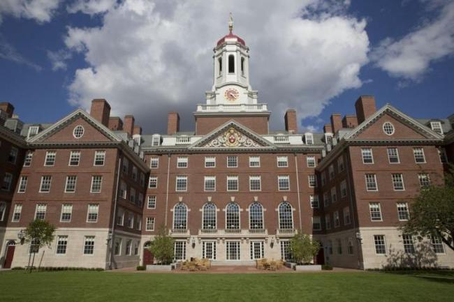 哈佛内部报告首公开 自陈招生对亚裔不公