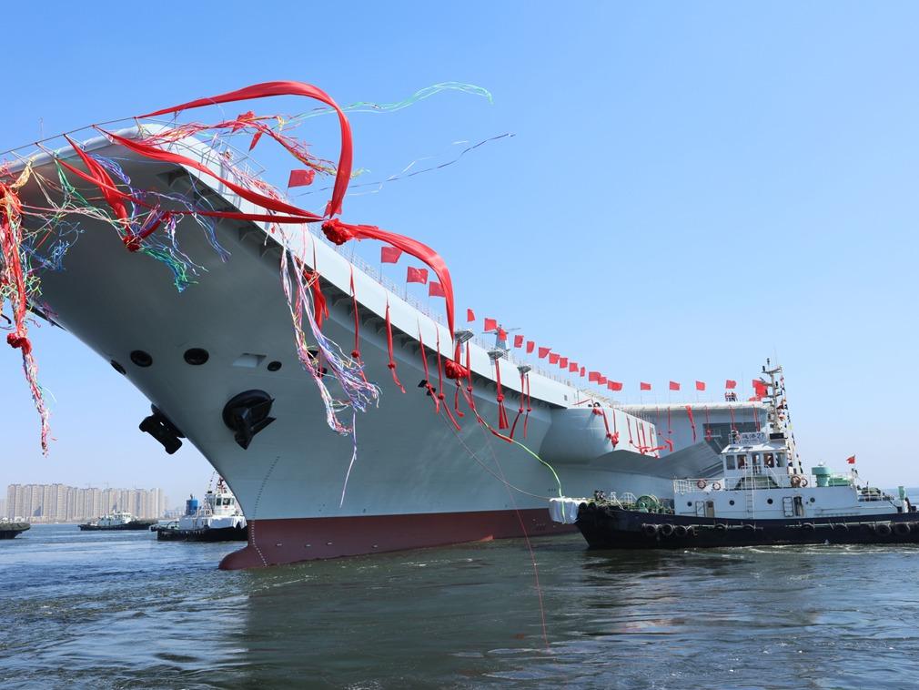 中船重工二把手落马 或与重大事件相关