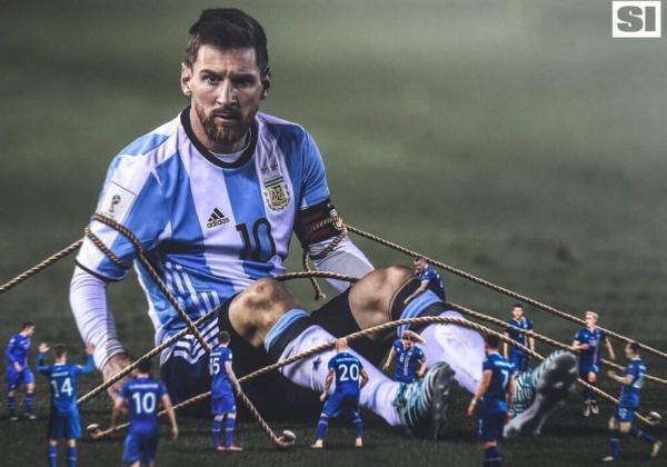 阿根廷配不上梅西    中场简直荒谬