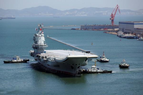 中国航母未来堪忧  总经理涉贪遭调查