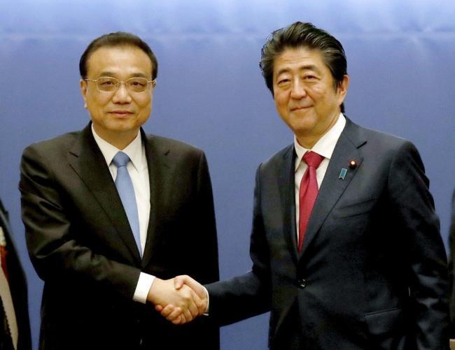 川普狂打贸易战  日本和中国变盟友