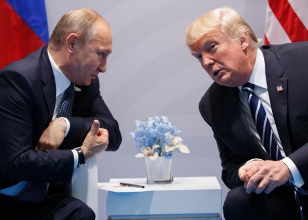 川普下月中访欧 或趁机与普京会晤