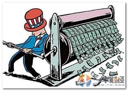 如果美国狂印10万亿美元还债 会怎样?
