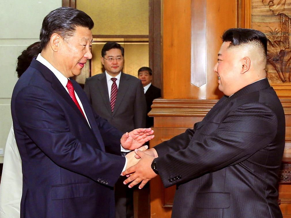 金正恩访华 朝鲜官媒翻译习讲话引争议