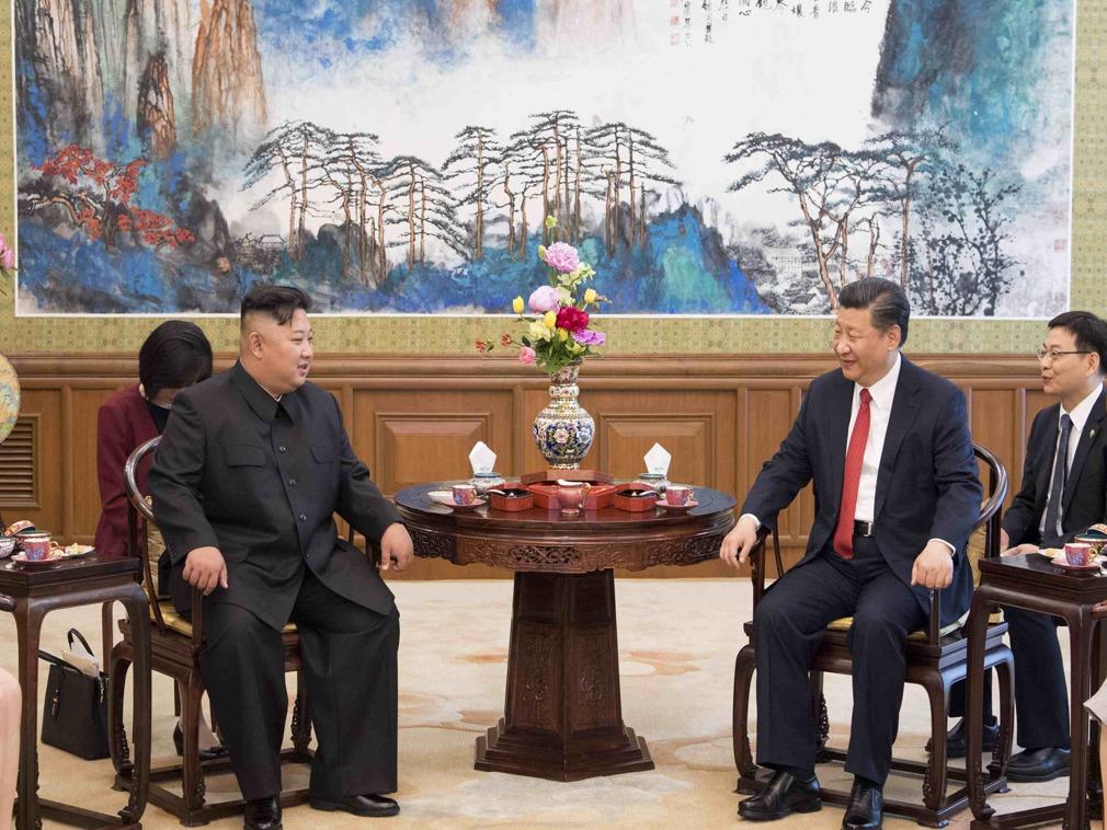 中朝领导人再会晤 习近平一句话令人震惊