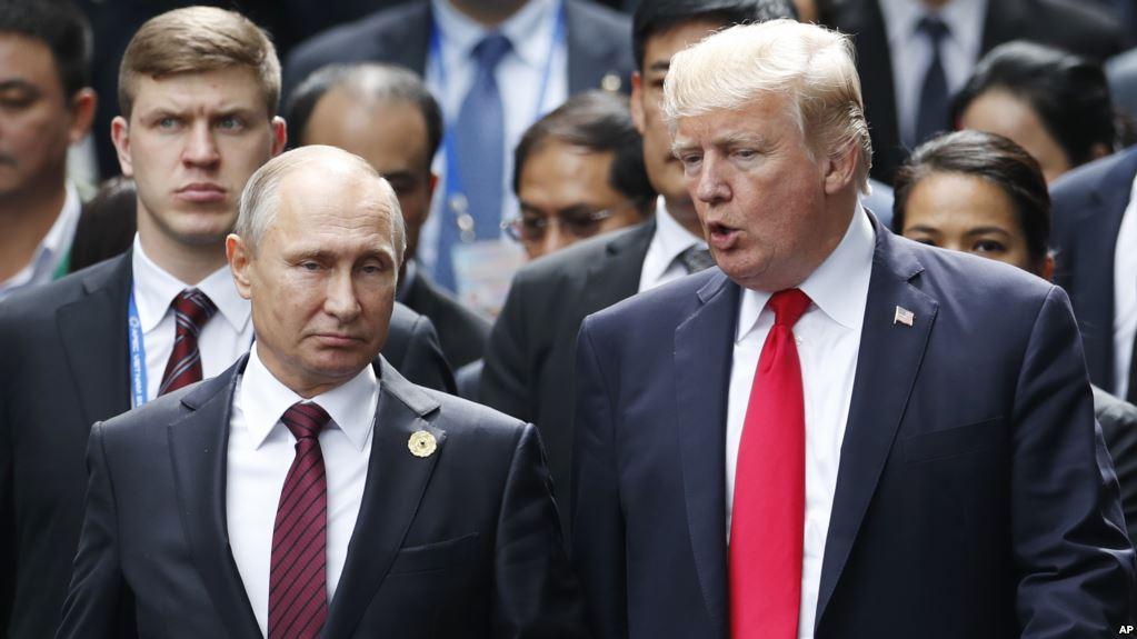 白宫:川普和普京的峰会正在筹备之中