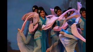古典舞蹈《采薇》,意境唯美,杨柳依依(视频)