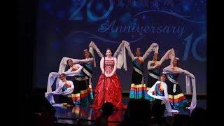 老外唱中文歌曲《绒花》,惊呆现场老中(视频)
