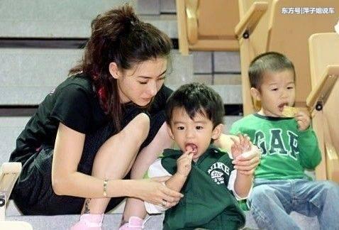 张柏芝公布新恋情 男友竟比她小9岁