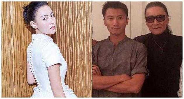 谢贤公开分配家产 张柏芝将继承全部家产