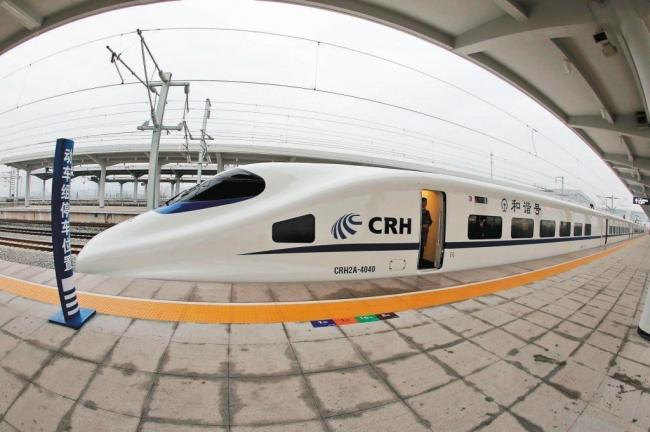 女乘客喷防晒喷雾   逼停中国高铁