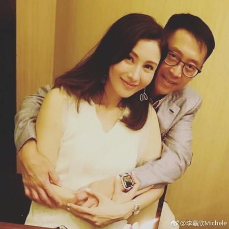 李嘉欣48岁生日晒冻龄美貌,老公闪炸