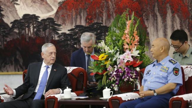 习近平的亲信许其亮 中国权力最大的将军