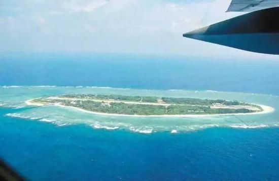 台湾敢把太平岛租给美国 解放军必定武统