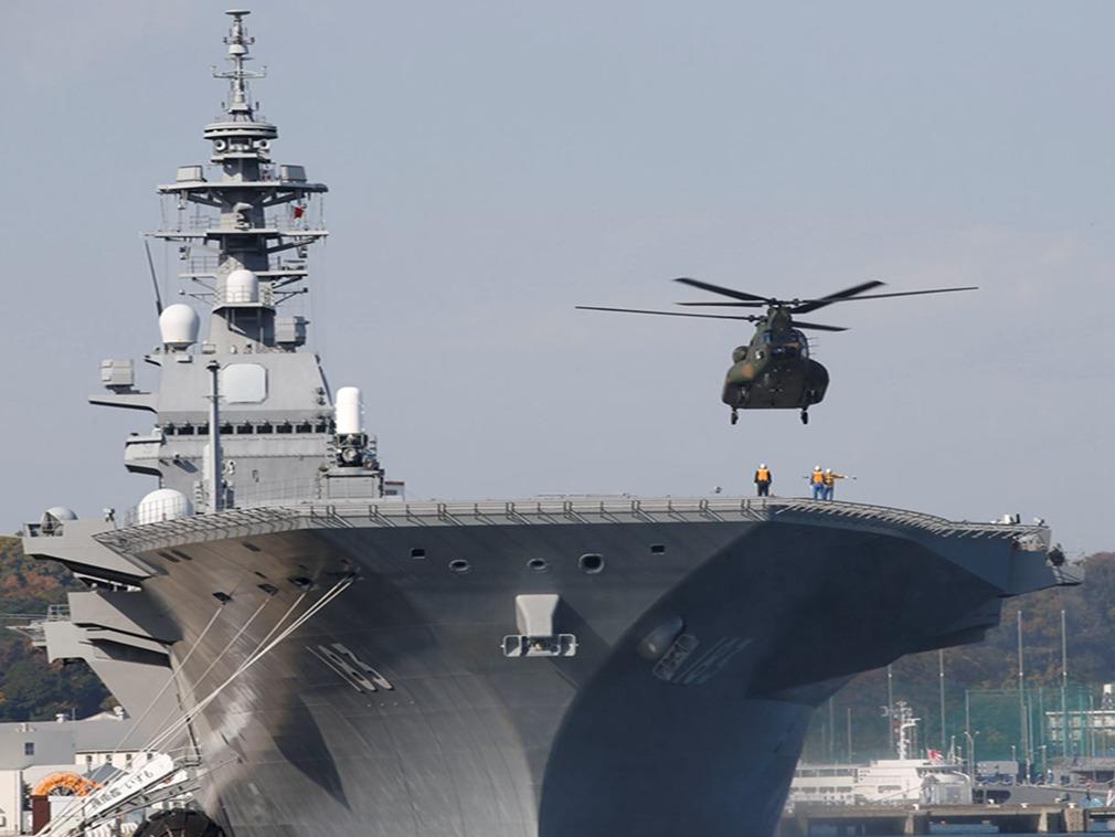 美军舰穿越台湾海峡 台湾多部门表态