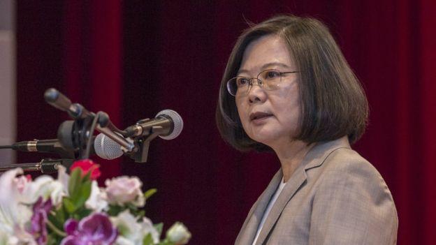"""从""""改名风波""""看台湾的国际身份危机"""