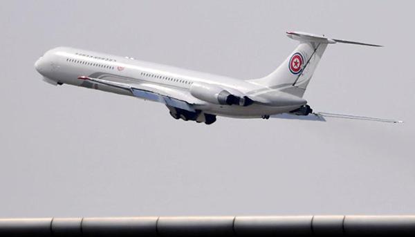 金正恩专机从海参崴返朝 9月或访俄