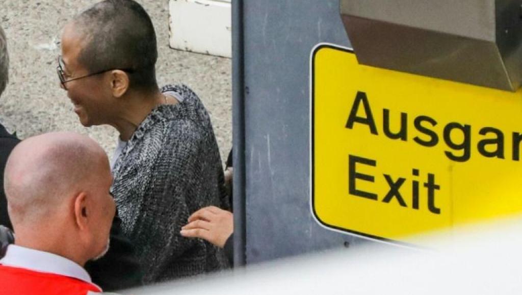 刘霞抵达柏林 人权组织:对中国施压有效