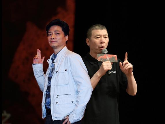 冯小刚崔永元骂战升级 撕开中国精英伤疤