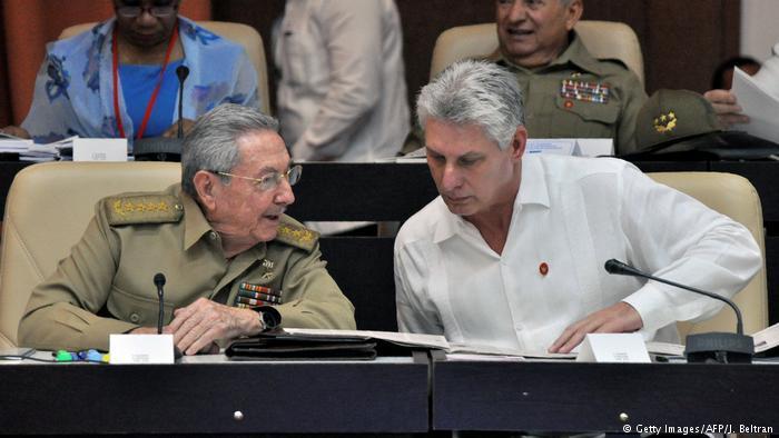 古巴修宪 废除总统终身制 只能连任一届