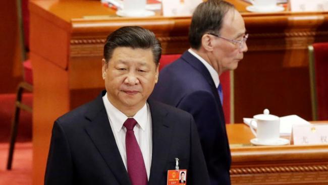 矛头直接指向习近平   中国局势极其严峻