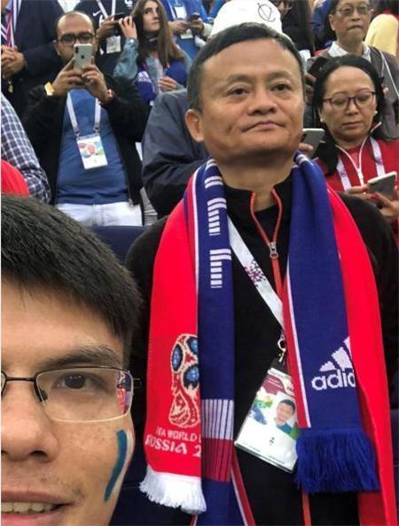 马云见国际足联主席   世俱杯落户中国