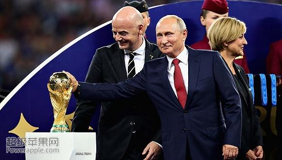 """史上最烧钱世界杯让俄""""赚""""了多少?"""