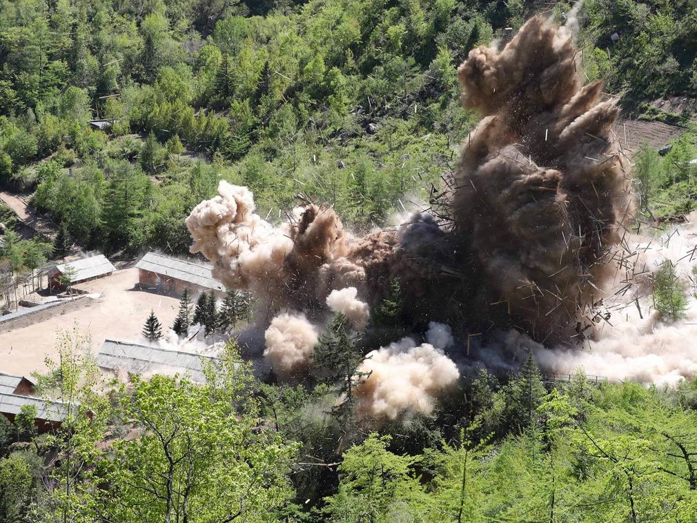 朝鲜增产浓缩铀 蓬佩奥当面警告崔英哲
