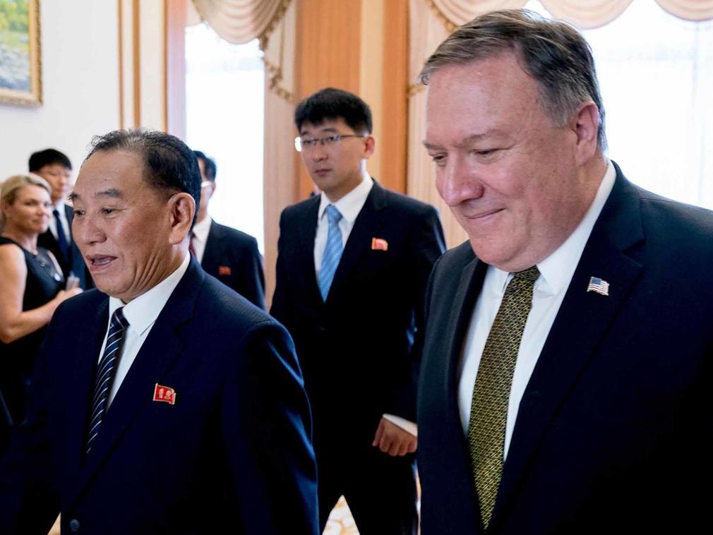 中国一旦助朝鲜无核化 中美贸易战将中止