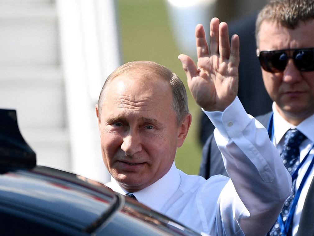 世界杯普京撑伞惹争议 俄一句话强势回击