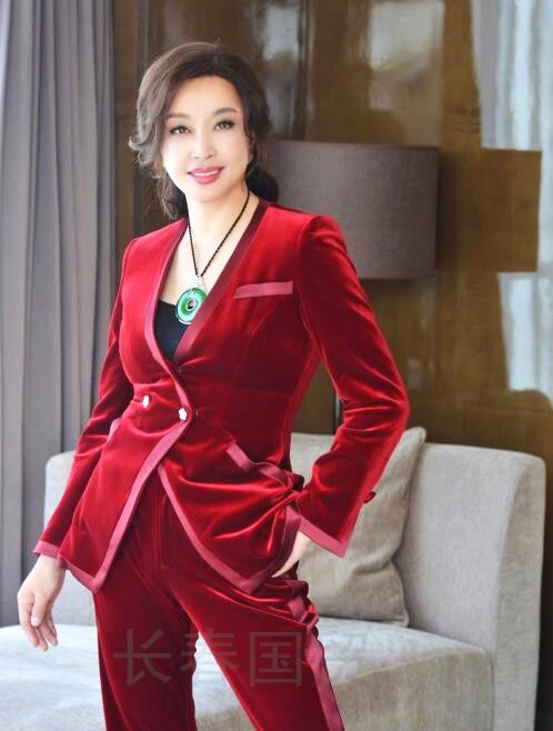 刘晓庆前夫近照曝光 曾称她是最爱的女人