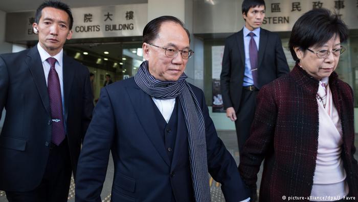 曾荫权上诉被驳回: 刑期减至12个月