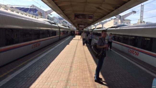 高铁出口 俄媒称涉及腐败不适合俄罗斯