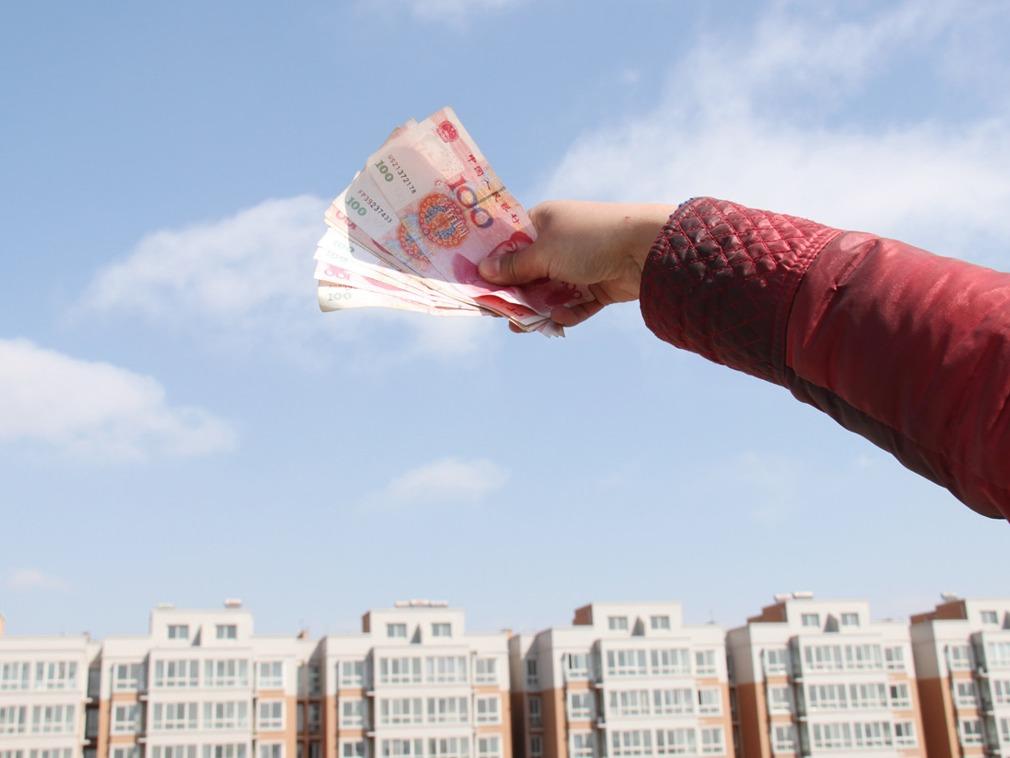 中国地产大雷被引爆 一上市房背负巨债跑路