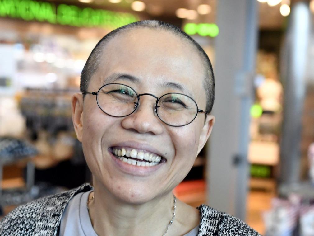 刘晓波遗孀刘霞重获自由  德国功不可没