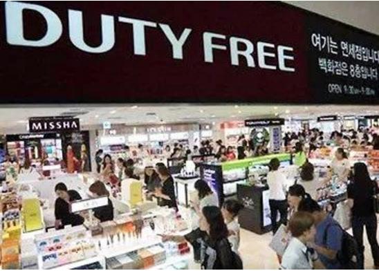 中国游客回归韩国 免税店销售额大增4成