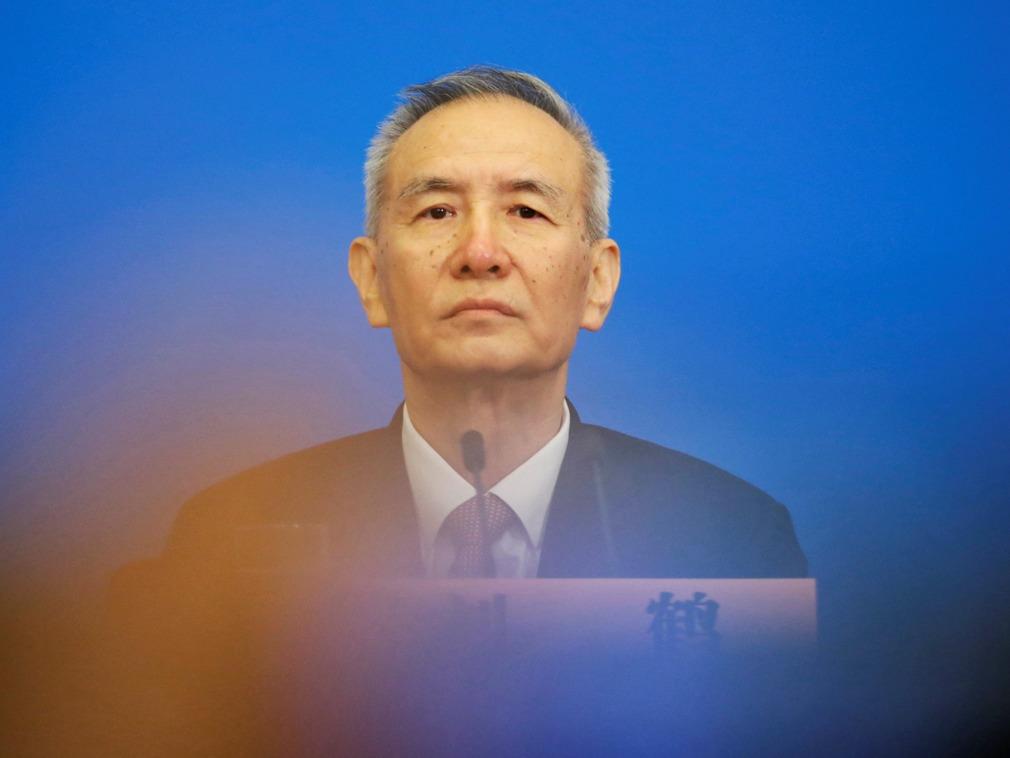 中美谈判被指非灵魂人物后 刘鹤任要职