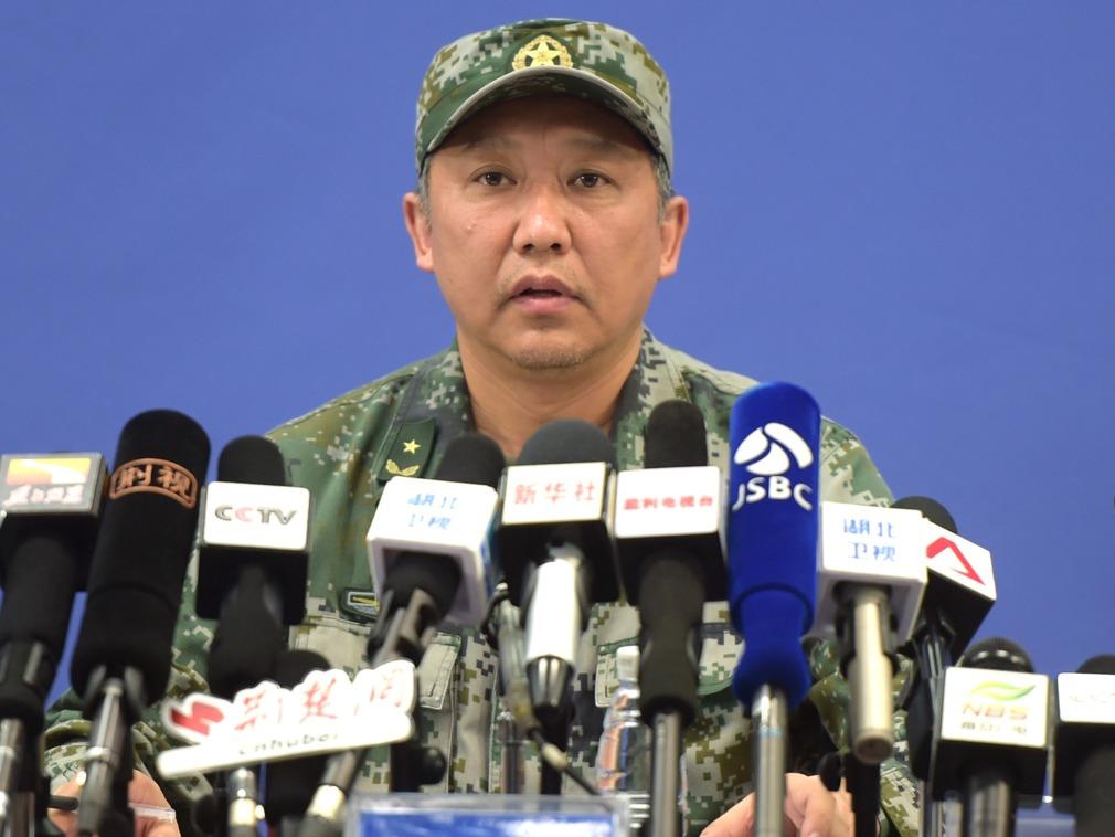 解放军中将接受调查 与房峰辉张阳交集