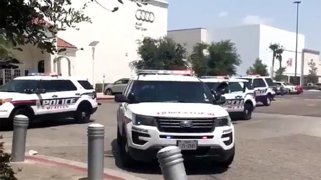 突发:美国德州商场发生枪击 死伤未知
