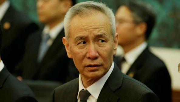 刘鹤兼任安全生产委主任 被指做替罪羊
