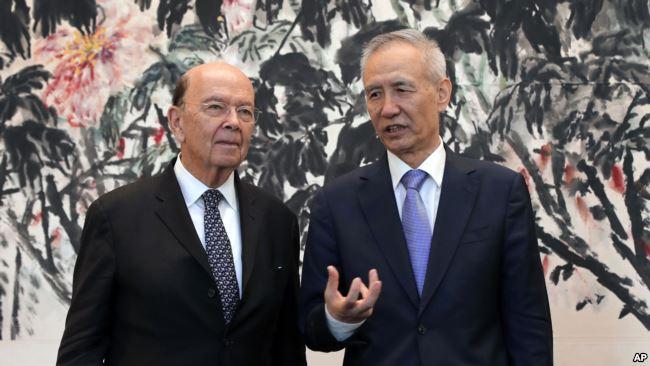 美中试图重启贸易谈判 刘鹤成替罪羊?