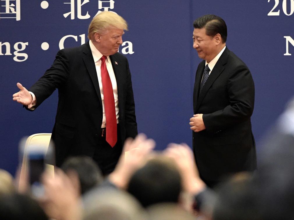 川普直捣中国致命弱点 中国或有所觉察