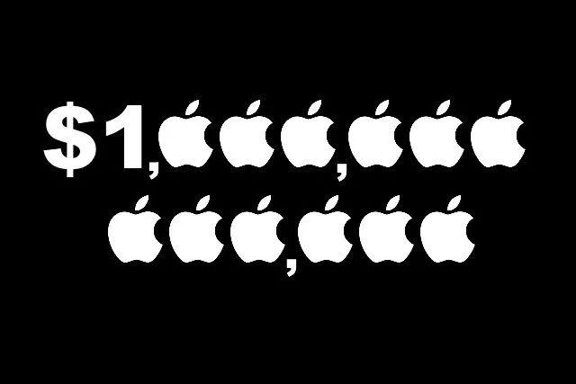 万亿美元苹果,以及它走过的42年