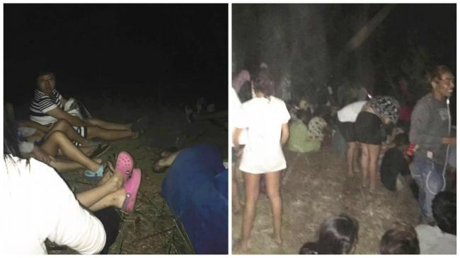 印尼地震 中国领馆已联系37中国游客